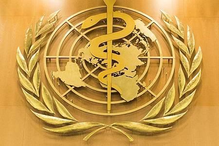 Die Weltgesundheitsorganisation (WHO) begrüßt die Unterstützung der US-Regierung für die Aussetzung von Patenten für die Corona-Impfstoffe. Foto: Peter Klaunzer/KEYSTONE/dpa