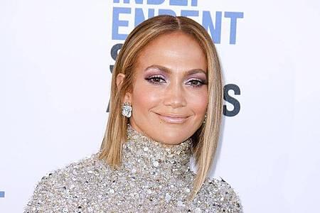 US-Sängerin Jennifer Lopez wirkte bereits in über zwei Dutzend Filmen mit. Foto: Imagespace/ZUMA Wire/dpa
