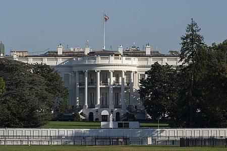 Das Weiße Haus in Washington: «Ich will, dass Sie bekommen, was ich bekommen habe - und ich werde es kostenlos machen», sagt Trump. Foto: Carolyn Kaster/AP/dpa