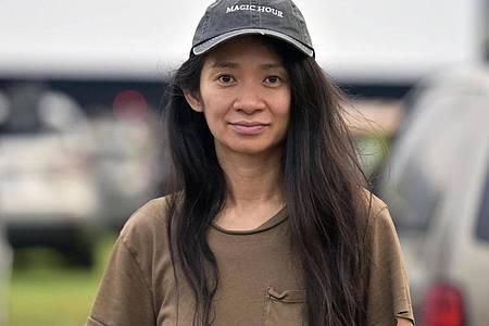 Regisseurin Chloé Zhao gewinnt mit ihren US-Drama «Nomadland» beim Filmfest in Toronto. Foto: Richard Shotwell/Invision/AP/dpa