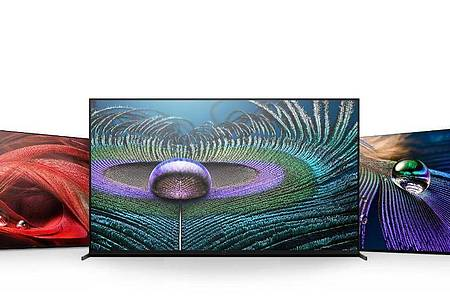 Sonys neue Spitzenmodelle der Bravia-Reihe setzen auf aufwendige Bild- und Tonoptimierung mit künstlicher Intelligenz. Foto: Sony/dpa-tmn