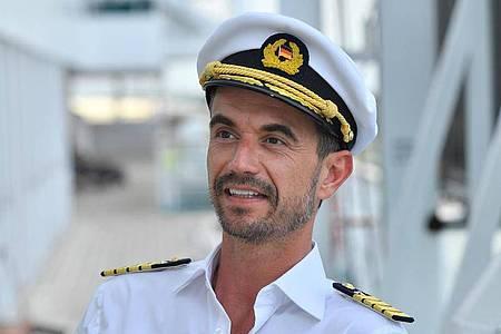 Florian Silbereisen bleibt dem «Traumschiff» treu. Foto: Dirk Bartling/ZDF/dpa