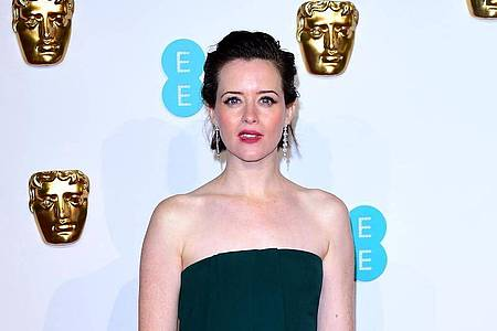 Claire Foy spielt in der Netflix-Serie «The Crown» mit. Foto: Ian West/PA Wire/dpa