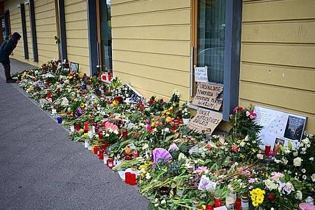 In der diakonischen Einrichtung Oberlinhaus waren im April vier Leichen gefunden worden. Foto: Soeren Stache/dpa-Zentralbild/dpa
