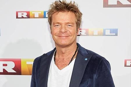 Der Moderator Oliver Geissen ist kein unbekanntes Gesicht bei RTL. Foto: Georg Wendt/dpa