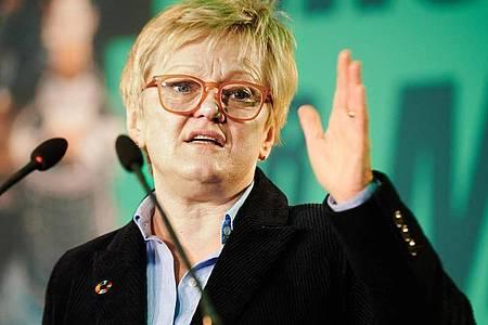 Grünen-Bundestagsabgeordnete und ehemalige Landwirtschaftsministerin Renate Künast. Foto: Annette Riedl/dpa/Archiv