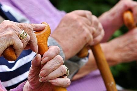 Die Linke will eine Nullrunde für Rentner unbedingt verhindern. Foto: Oliver Berg/picture alliance/dpa