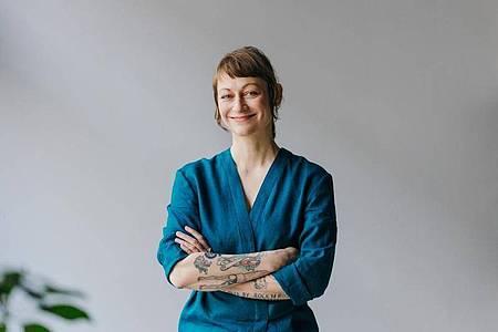 Sophia Hoffmann ist Köchin und Buchautorin. Foto: Annabell Sievert/ZS Verlag/dpa-tmn