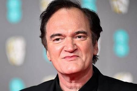 Quentin Tarantino probiert sich als Romanautor aus.kommt zur 73. Verleihung der British Academy Film Awardsin die Royal Albert Hall. (zu dpa Hollywood-Regisseur Quentin Tarantino wird Romanautor). Foto: Matt Crossick/PA Wire/dpa