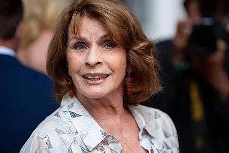 Senta Berger, Schauspielerin, soll einen Ehrenpreis der Deutschen Filmakademie bekommen. Foto: Sven Hoppe/dpa