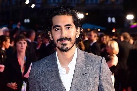 Dev Patel bei der Europa-Premiere von «David Copperfield» in London. Foto: Ian West/PA Wire/dpa