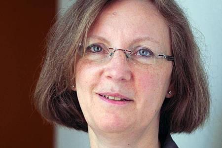 Diplom-Psychologin Julia Scharnhorst ist Vizepräsidentin des Berufsverbands Deutscher Psychologinnen und Psychologen (BDP). Foto: Fredi Lang/BDP/dpa-tmn