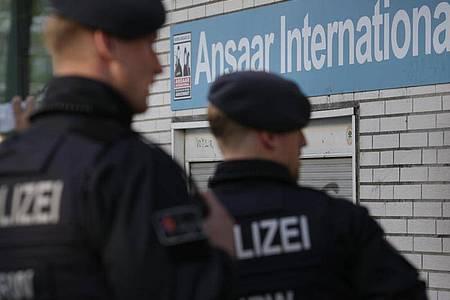 salafistischen Verein Ansaar International sowie mehrere Teilorganisationen der islamistischen Vereinigung verboten. Foto: Martin Gerten/dpa