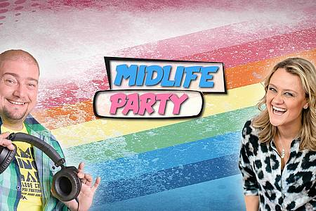 Midlife Party Cover mit Jürgen Bangert und Lisa Feller