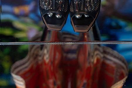 Eine Schaufensterpuppe mit einem Kleid spiegelt Das heimliche Fotografieren unter den Rock oder in den Ausschnitt ist künftig eine Straftat. Foto: Sebastian Gollnow/dpa