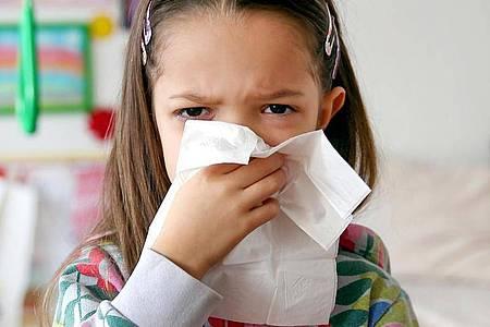 Viele Kitas schicken auch bei leichten Erkältungssymptomen Kinder nach Hause. Grund sind die aktuellen Hygienevorgaben. Foto: Mascha Brichta/dpa Themendienst/dpa-tmn
