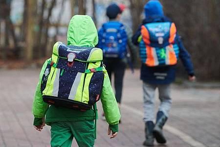 Ein Ganztagsanspruch für alle Grundschüler deutschlandweit soll ab dem Schuljahr 2025/2026 kommen. Foto: Annette Riedl/dpa