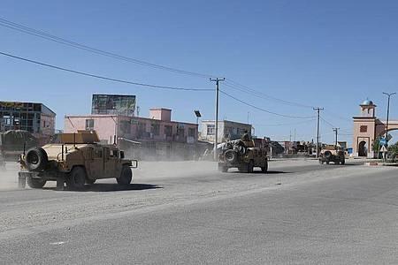 Erst vor zwei Tagen war ein Stützpunkt des Inlandsgeheimdienstes im Osten Afghanistans angegriffen worden. Foto: Sayed Mominzadah/XinHua/dpa