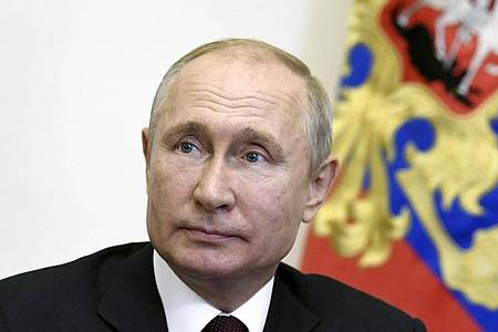 Kremlchef Wladimir Putin könnte sich eine weitere Amtszeit als Präsident vorstellen. Foto: Alexei Nikolsky/Pool Sputnik Kremlin/ AP/dpa