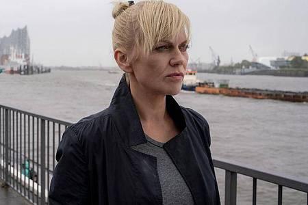Anna Loos ist Helen Dorn. Foto: Georges Pauly/ZDF/dpa