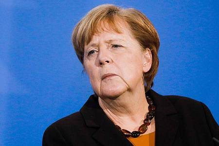 Will mit Xi Jinping und Emmanuel Macron an diesem Freitag über verstärkte Bemühungen im Klimaschutz beraten: Angela Merkel. Foto: Markus Schreiber/AP POOL/dpa