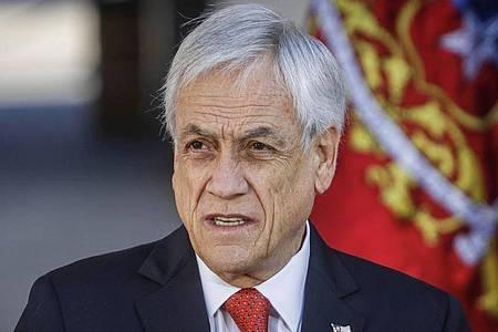 Ob es gegen Sebastián Piñera tatsächlich zu Ermittlungen kommt, ist fraglich. Foto: Sebastian Beltran Gaete/Agencia Uno/dpa