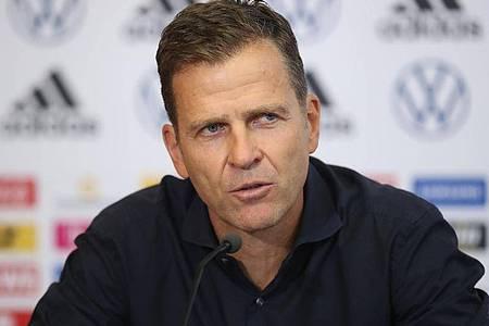 Soll eine Analyse der Krise um das Team von Bundestrainer Joachim Löw präsentieren: Oliver Bierhoff. Foto: Alex Grimm/Getty Images Europe/DFB/dpa