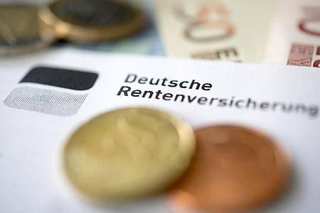 Die Deutsche Rentenversicherung rechnet mit einer Nullrunde in Westdeutschland. Foto: Marijan Murat/dpa