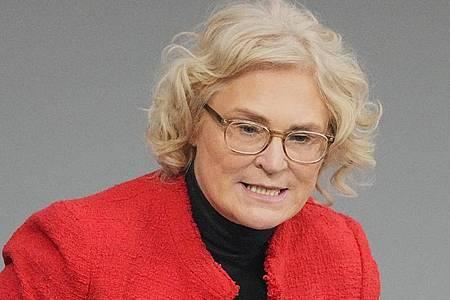 Christine Lambrecht (SPD), Bundesministerin der Justiz und für Verbraucherschutz. Foto: Michael Kappeler/dpa
