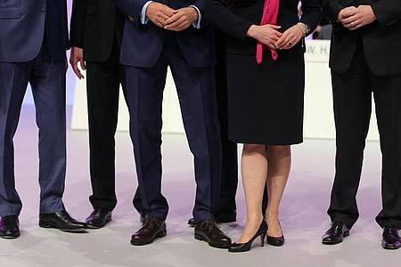 Der CDU-Wirtschaftsrat wehrt sich entschieden gegen eine Frauen-Quote. Foto: picture alliance / dpa