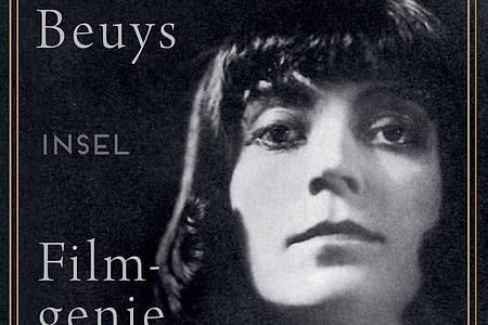 """Cover des Buches """"Asta Nielsen - Filmgenie und Neue Frau"""" von Barbara Beuys. Foto: -/Insel Verlag/dpa"""