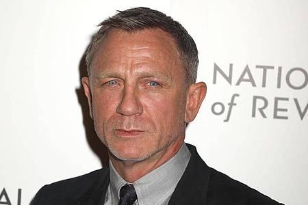 Nach fünf Filmen und 15 Jahren hört Daniel Craig als James Bond auf. Foto: Nancy Kaszerman/ZUMA Wire/dpa