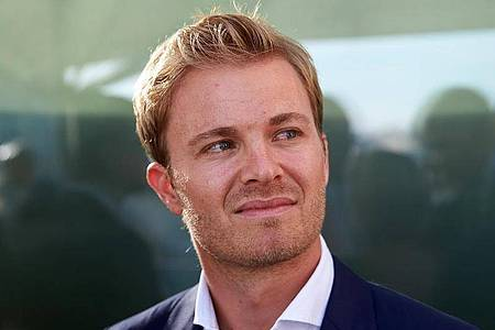 Neuzugang in der «Höhle der Löwen»:Nico Rosberg. Foto: Thomas Frey/dpa