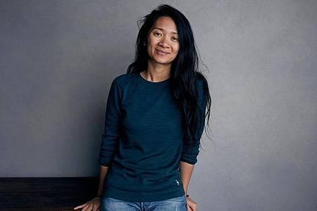 Golden Globe und Goldener Löwe:Für ihren Film «Nomadland» hat Chloé Zhao schon zahlreiche Preise gewonnen. Foto: Taylor Jewell/Invision/AP/dpa