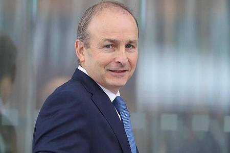 Micheál Martin ist neuer Premierminister in Irland. Foto: Niall Carson/PA Wire/dpa