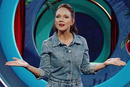 Carolin Kebekus lockte weniger Zuschauer als zuvor zu später Stunde an die Bildschirme. Foto: -/WDR/dpa