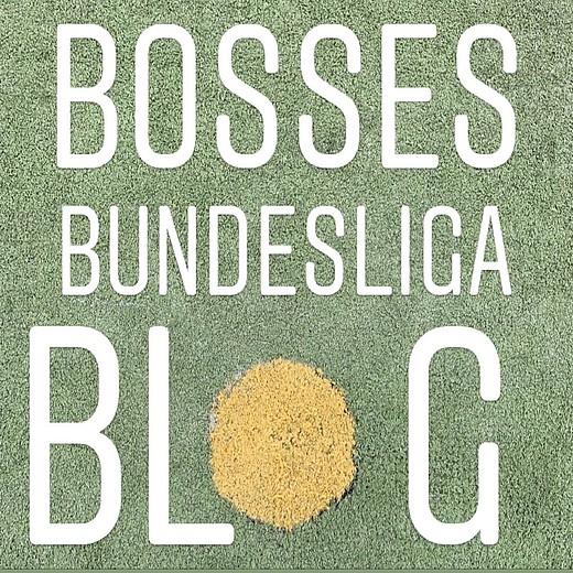 Bosses Bundesliga Blog - Podcastcover