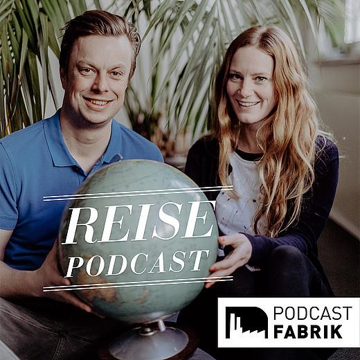 Reisepodcast Cover