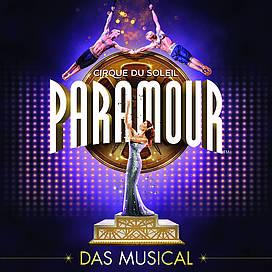 "Logo ""Cique De Soleil Paramour"""