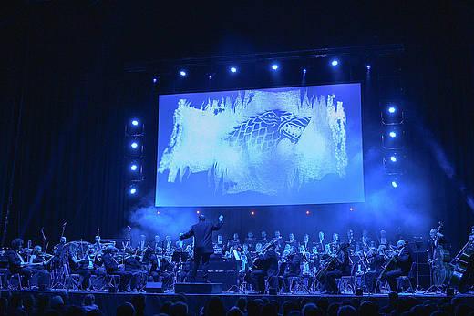 Game of Thrones Showbühne