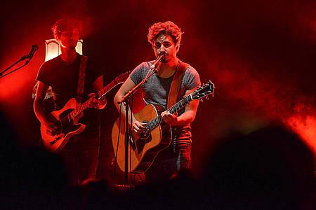 Philipp Dittberner beim Konzert in Köln