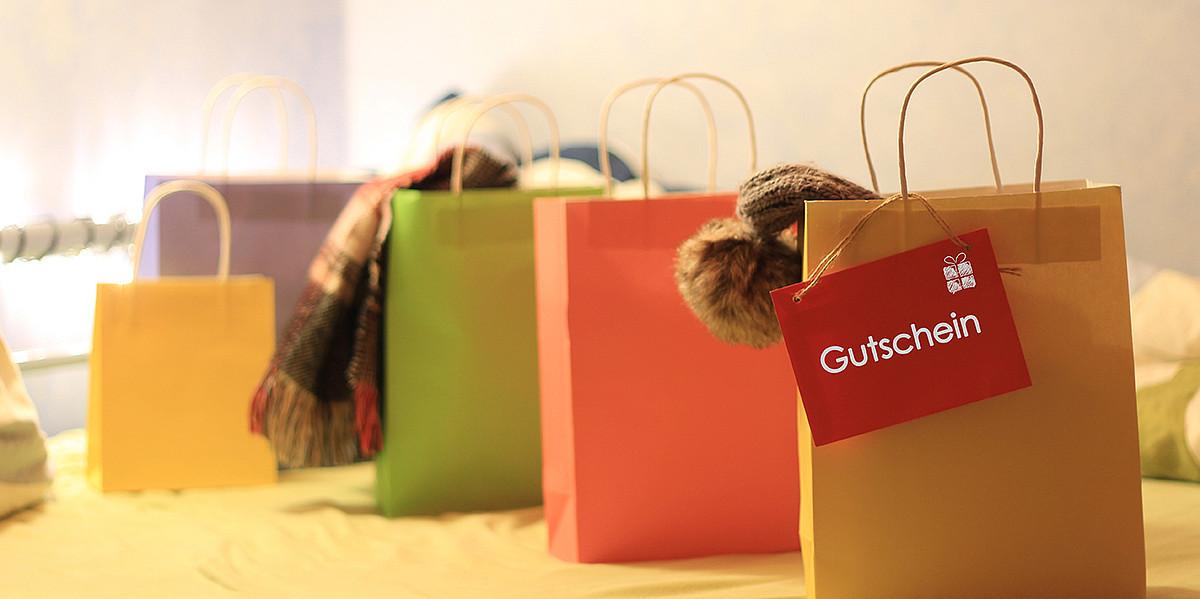 Gutschein-Box mit Winter-Angeboten