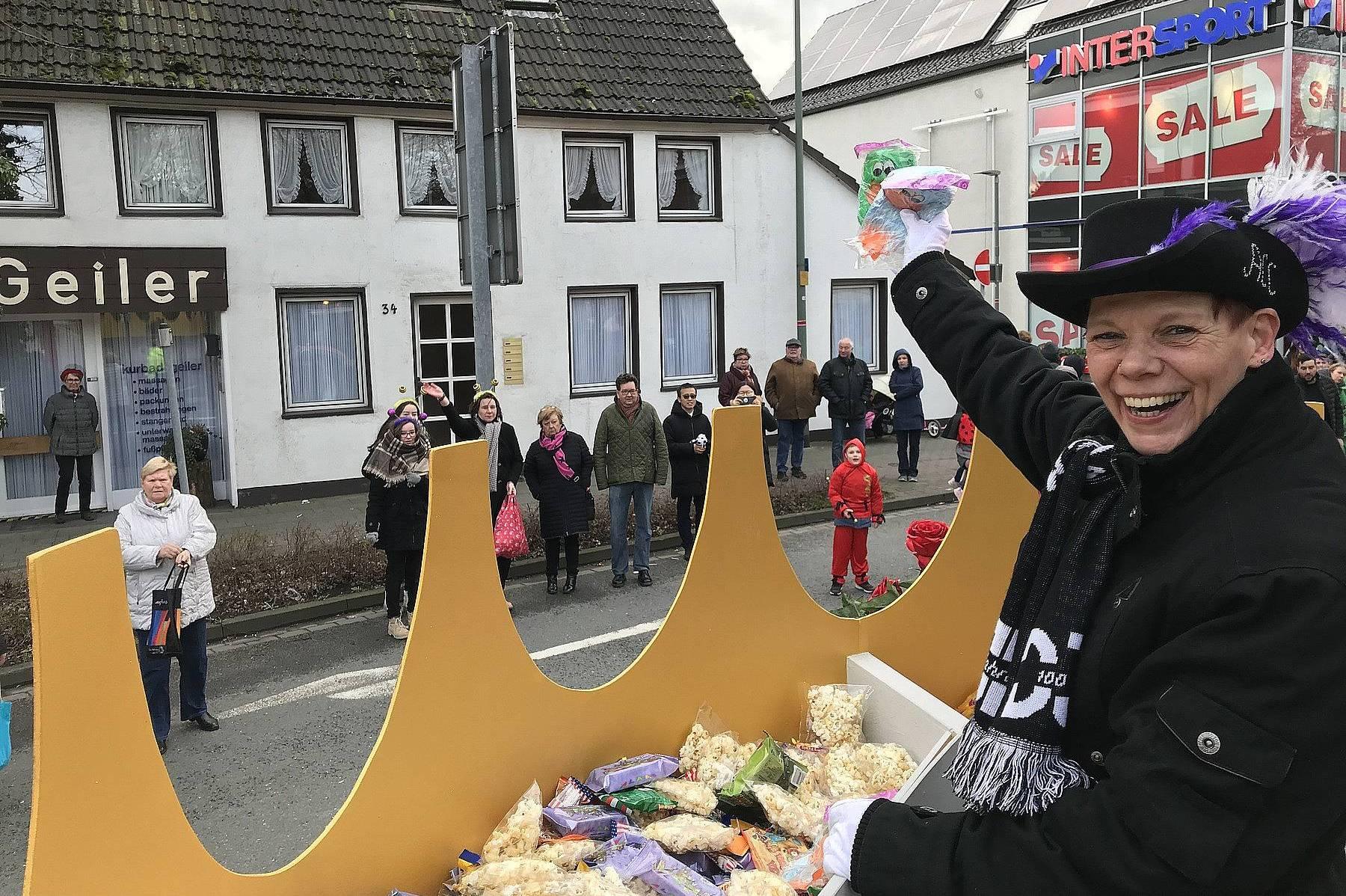 Karneval Umzug Ahlen