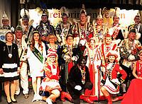Gruppenfoto Kreisprinzentreffen
