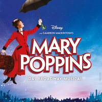 Logo Musical Mary Poppins