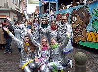 Spacegirls in Warendorf