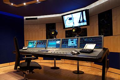 ams-Tonstudio in Bielefeld