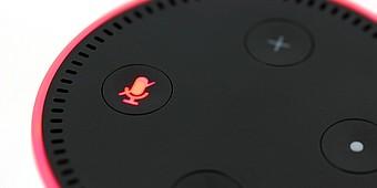 Smart-Speaker auf Lautlos