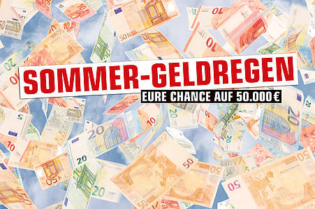 Sommer-Geldregen