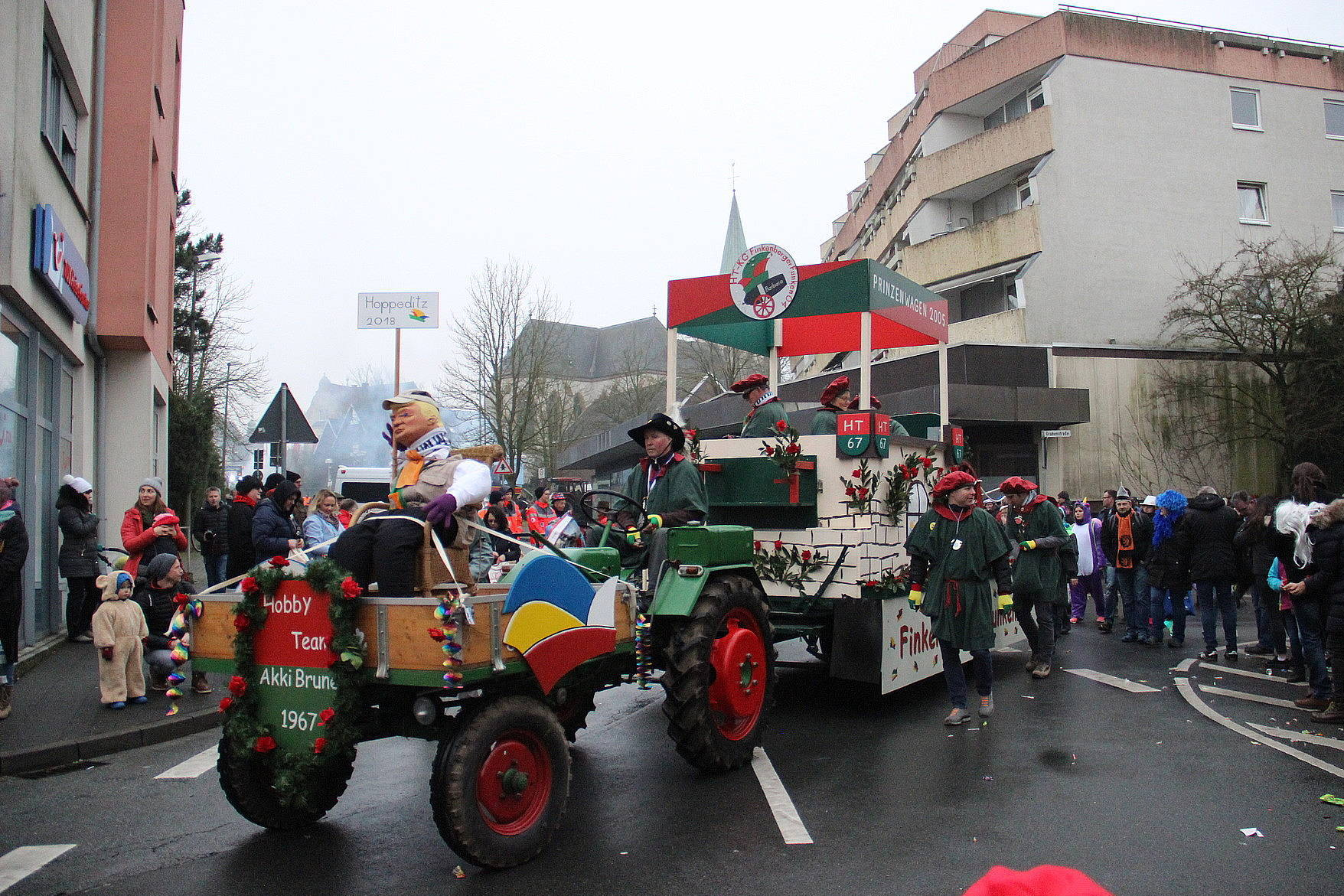 Karneval in Ennigerloh